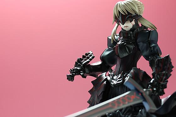 Fate/stay night セイバーオルタ ソリッドシアター版